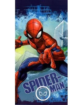 Telo Mare Piscina Spiaggia Spider Man Asciugamani Bambino in Cotone 100% Film