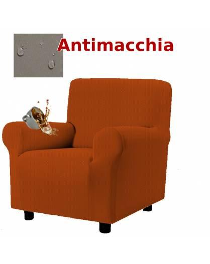 Copripoltrona Elastico Antimacchia idroreppellente Arancio