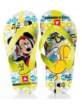 Ciabatte Infradito Disney Topolino Bimbo in Gomma Mickey Mouse