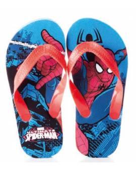Ciabatte Infradito Spiderman Bimbo In Gomma Marvel Uomo Ragno