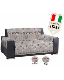 Copridivano Made In Italy Trapuntato Stile Shabby Offerta Vendita Onli