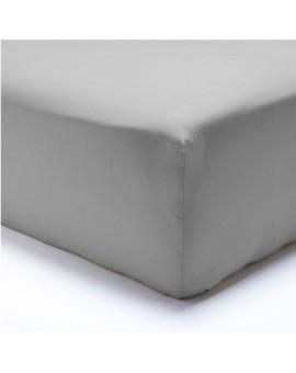 Lenzuola Angoli con elastico letto matrimoniale misura maxi tinta unita cotone