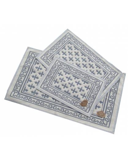 Tappeti sardi effetto lana con diverse misure arredo moda Sottocosto Outlet