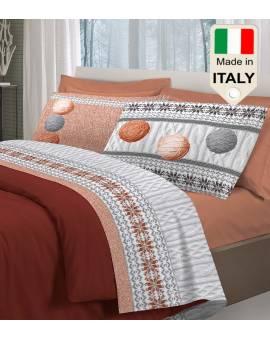 Completo di lenzuola made in Italy matrimoniali singoli piazza e mezza AFFARE