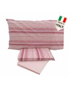 Completo Sacco copri piumino letto singolo coripiumino Made in Italy
