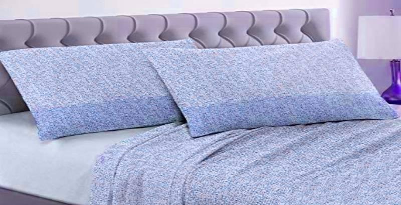Parure Sacco copri piumino disegno maculato letto singolo coripiumino  Made in Italy