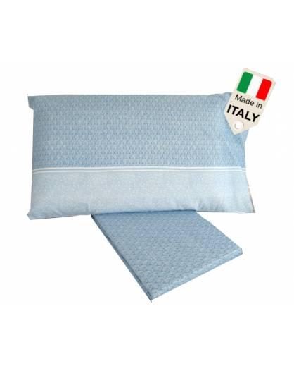 Parure Sacco Copripiumino letto Singolo 1 piazza felpato flanella caldo cotone