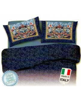Parure Sacco copri piumino letto matrimoniale stampa digitale Made in Italy
