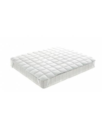 Coprimaterasso Topper imbottitura copertura materasso più confort made in Italy