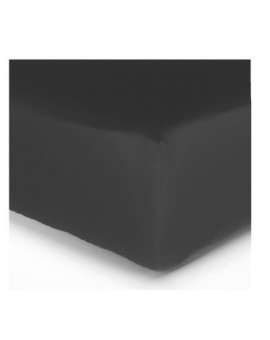 Lenzuola letto singolo UNA PIAZZA Angoli con elastico tinta unita cotone