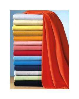 Lenzuola letto elastici negli angoli UNA PIAZZA e mezza Assortimento di colori
