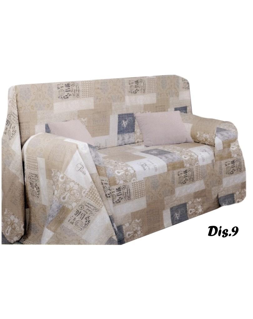 Copritutto telo arredo copridivano fantasia milleusi - Gran foulard divano ...