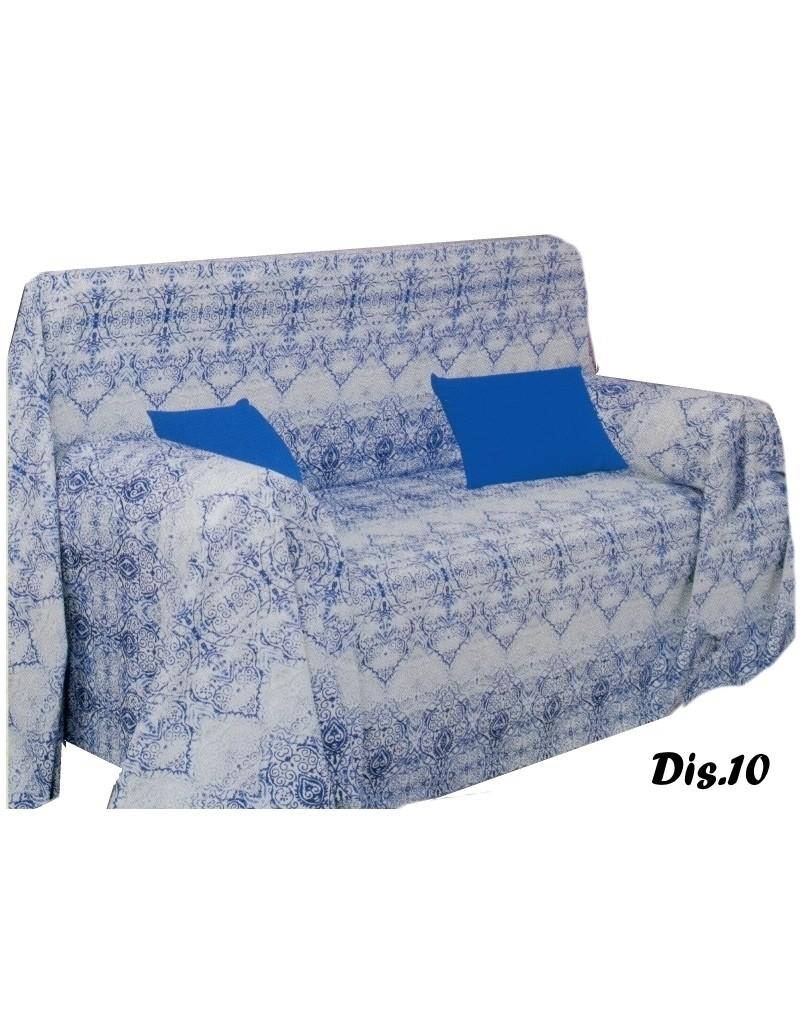 Gran foulard divano casamia idea di immagine for Foulard per divani
