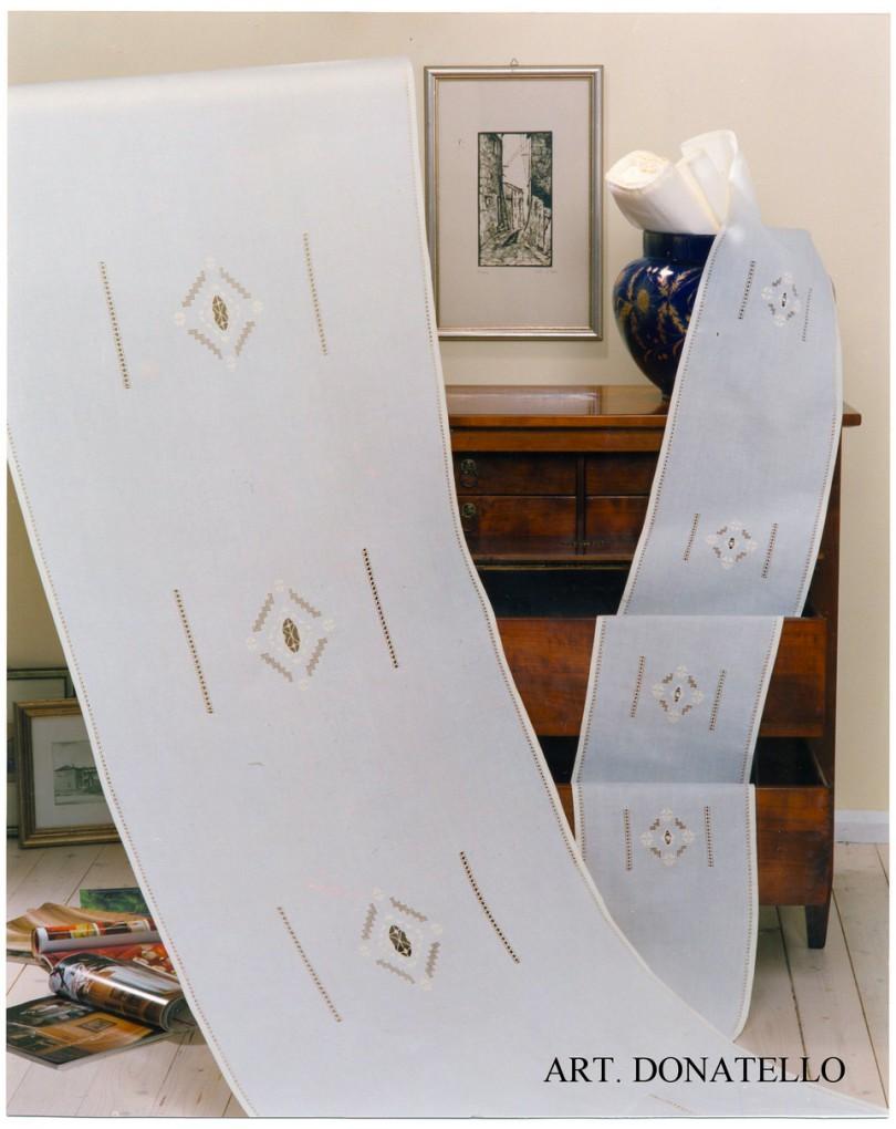 Tenda doccia lino tenda fluolin lino 145 x 280 cm prezzi - Tende per doccia in lino ...