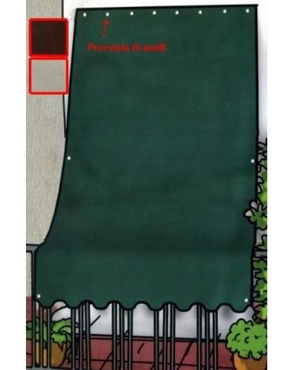 Tende Da Porta Finestra.Tenda Da Sole Idrorepellente Resistente Pratica