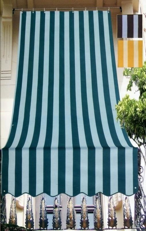 Offerte pazze Comparatore prezzi  Tenda Da Sole Strisce Tendaggio 145x250 Balconi Porta Finestre Idrorep  il miglior prezzo