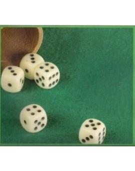Mollettone Copri tavolo ROTONDO cm 140 con elastico salvatavolo idea regalo poker