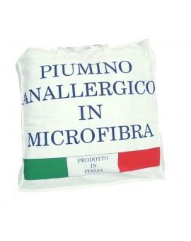 Piumino ANALLERGICO letto 1 piazza e mezza Made in Italy Piumone Inverno