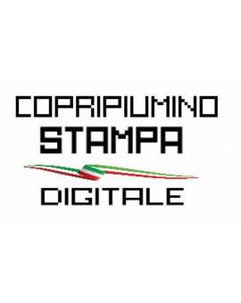 Parure Sacco Copripiumino Stampa Digitale Effetto 3d Made In Italy Cot