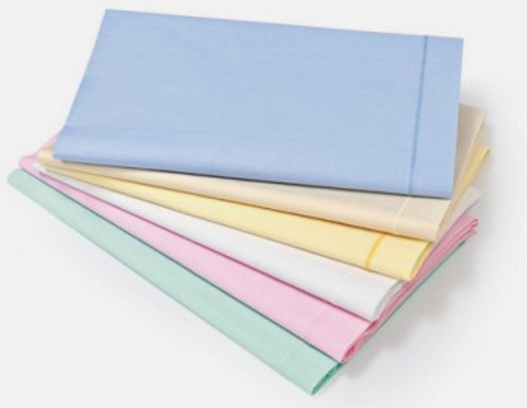 Lenzuola-letto-singolo-PIANO-1-PIAZZA-senza-Angoli-tinta-unita-cotone