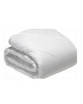 Piumino Bianco estivo letto piazza e mezza primaverile 100 grammi microfibra