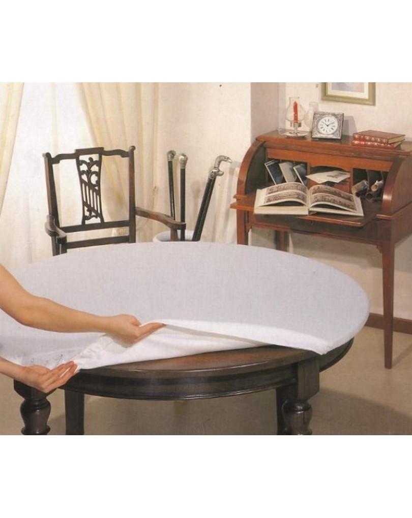 Mollettone rotondo elasticizzato - Mollettone per tavolo ...