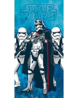 Star Wars Telo Mare Salviettone Asciugamano Spugna Cotone Film