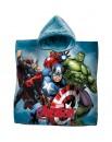 Accappatoio Poncho mare bambini AVENGERS Iron Man Hulk Capitan America