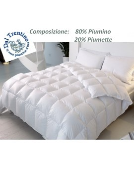 Vero Piumino D'oca Trentino Letto 1 Piazza E Mezza Piumone X Sacco C
