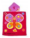 Poncho salvietta mare bambini bambine ballerina dottore farfalla sirena pilota