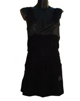 Vestito Guru Lana Cachemire Cashmere Angora cotone moda sexi stock Effetto RASO