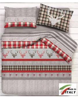 Crea la tua stanza da letto con biancheria tirolese per un ambiente accogliente
