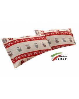 Colora il letto con i coordinabili scegliendo tra lenzuoli sopra sotto federe