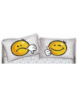 Dai un tocco giovane al tuo letto abbinando lenzuola e teli arredo smile