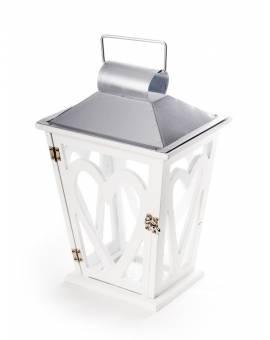 Lanterna Portacandela Love arredamento decorazione arredo Casa&Giardino