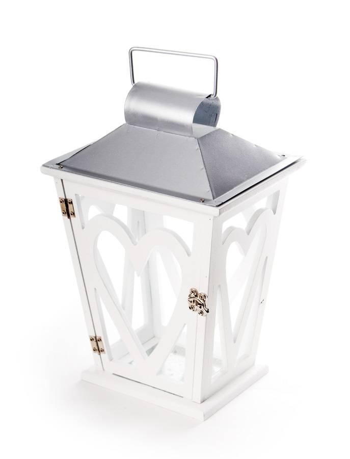 Lanterna Portacandela Love Arredamento Decorazione Arredo Casagiardino
