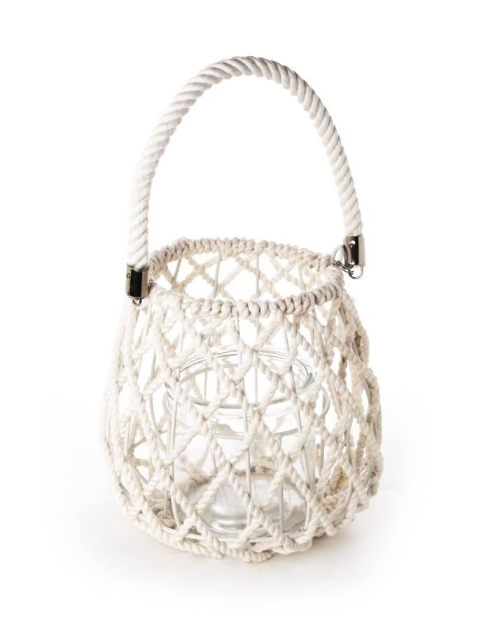 Lanterna Lampada Bianca Diffusore Ambiente Decorazione Casa Giardino