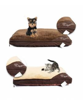 Tappeto Cuscino Imbottito per Animali Cani e Gatti morbido e confortevole