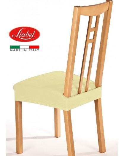 Set 2 Coprisedia Vestisedia cuscini sedia Fascia Elastica Liabel Made in Italy