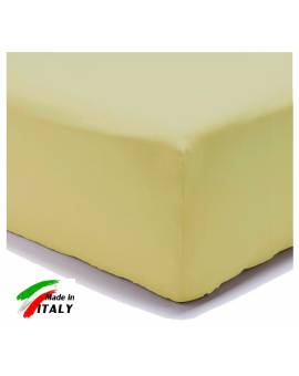 Lenzuolo Angolo Con Elastici Baby Per Lettino Made In Italy Percalle G