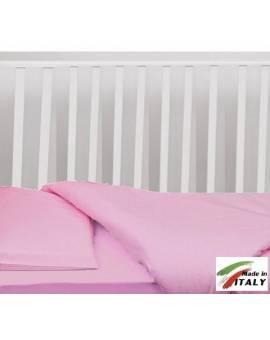 Offerte pazze Comparatore prezzi  Completo Lenzuola Letto Baby Per Lettino Prodotto In Italia Rosa  il miglior prezzo