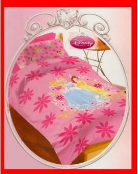 Sacco Copripiumino Disney Principesse Cenerentola Princess Letto Una P