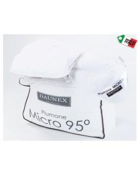 Piumino Daunex Microfibra Lavabile 95 Gradi Piumone Bianco Piazza E Me