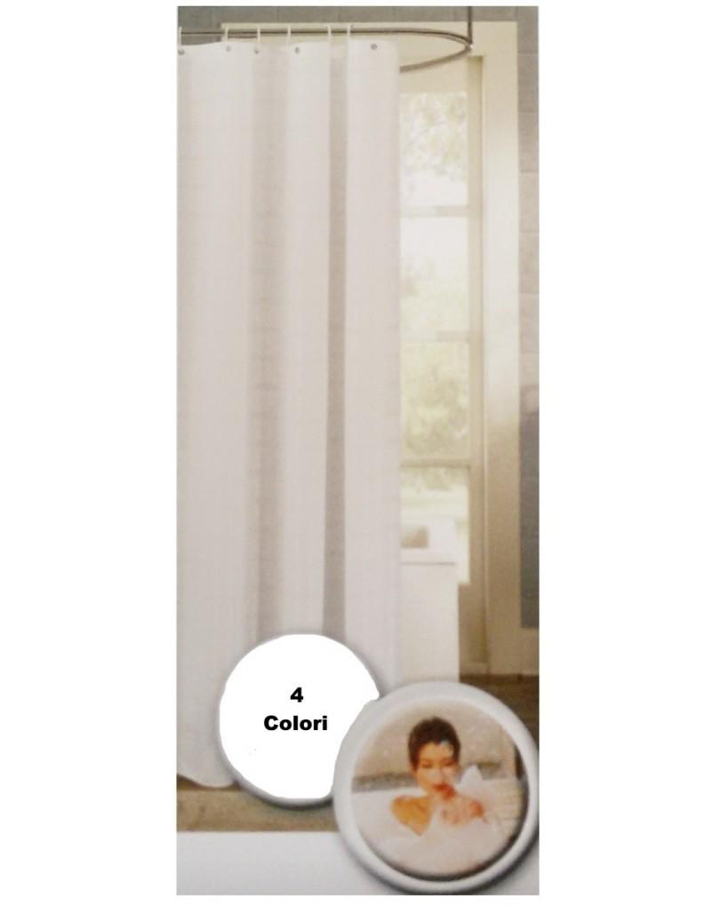 Tenda da bagno per vasche e doccia di ogni forma - Tende vasca da bagno ...