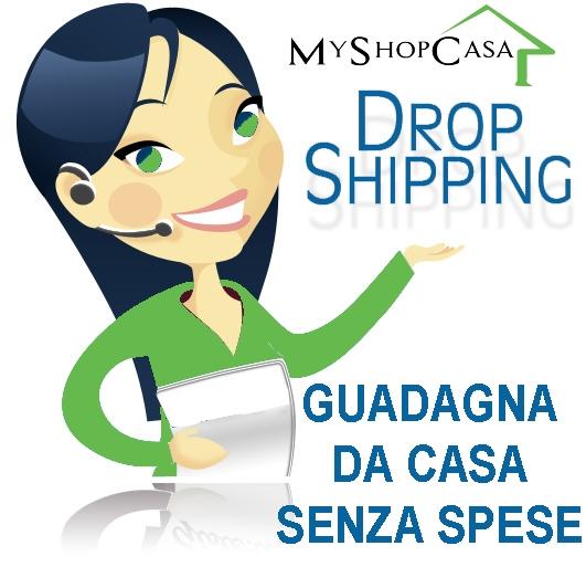 Dropshipping di Myshopcasa
